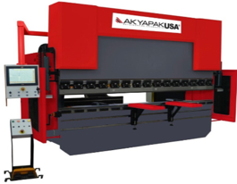 Akyapak 500 TON X 20' Press Brake (#3666)