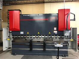 2013 JMT ADR 37220 Hydraulic Press Brake (#3669)