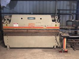 1996 Accurpress 76010 Hydraulic Press Brake (#3672)