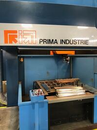 2006 Prima Power Rapido 5 3D Laser Cutting System (#3676)