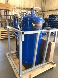 Xtractor XR2500HD Waterjet Garnet Removal System (#3681)