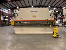 1996 Accurpress 732014 Hydraulic Press Brake (#3692)