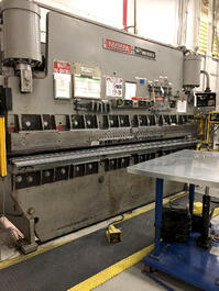 1987 Niagara HBM-175-10-12 Hydraulic Press Brake (#3696)