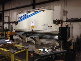 2000 Wysong FAB140-14 Hydraulic Press Brake (#3697)