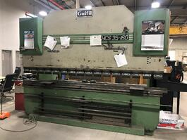 1994 Guifil HCS35-160 Hydraulic Press Brake (#3698)