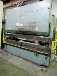1981 AllSteel 160-12 Hydraulic Press Brake (#3700)