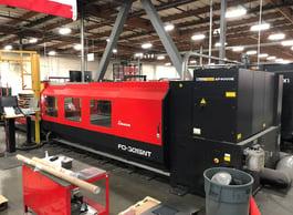 2008 Amada F0-3015NT CNC Laser Cutting System (#3715)