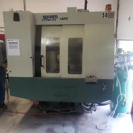 2000 Topper TMV 510T/APC Vertical Machining Center (#3719)