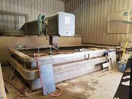 2010 Flow IFB 6x12 Waterjet Cutting System (#3722)