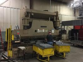 Cincinnati 230FM8 Hydraulic Press Brake (#3100)