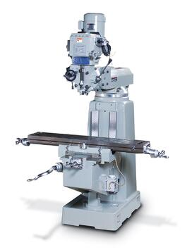 NEW Sharp TMV-1 Heavy-Duty Knee Mill (#1298)