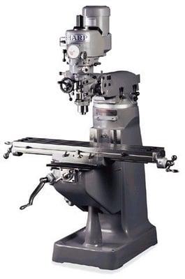 NEW Sharp LMV-42 Vertical Knee Mill (#1300)