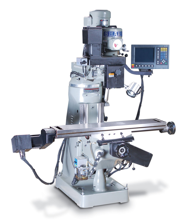 Sharp LMV-50 / MP-3 Vertical Mill Package (#1304)