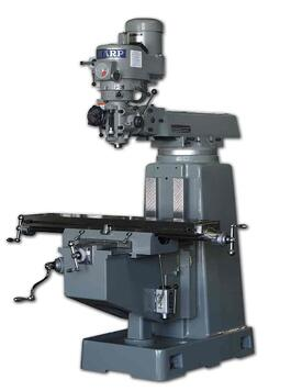 NEW Sharp TMV Vertical Knee Mill (#1306)
