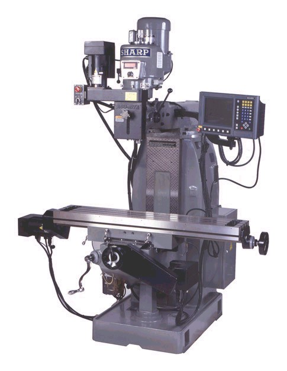 Sharp TMV-I / MP-3 Mill Package (#1308)