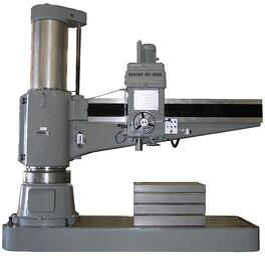 NEW Sharp RD-2500 Radial Arm Drill (#1346)