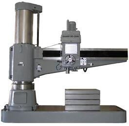 Sharp RD-2500 Radial Arm Drill (#1346)