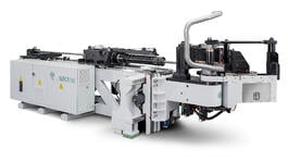 BLM ELECT63 ALL-ELECTRIC CNC Mandrel Style Tube Bending System