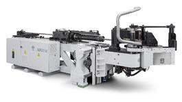 BLM ELECT150 ALL-ELECTRIC CNC Mandrel Style Tube Bending System
