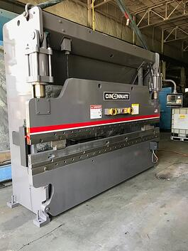 Cincinnati 90CB10 Hydraulic Press Brake (#2005)