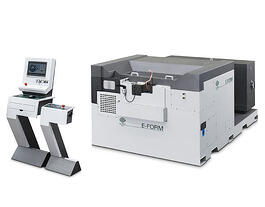 BLM E-FORM ALL-ELECTRIC CNC TUBE END FORMING SYSTEM