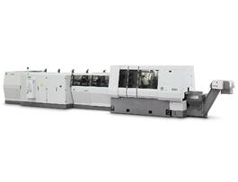 BLM EM80 END-MACHINING SYSTEM