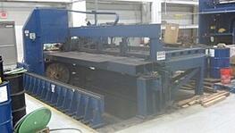 Tannewitz Model 3600MH Vertical Plate Saw (#1240)