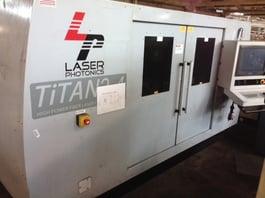 2010 Laser Photonics Titan 2X4 Fiber Laser (#2057)