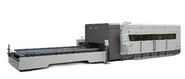 BLM LS5 LASER SHEET CUTTING SYSTEM
