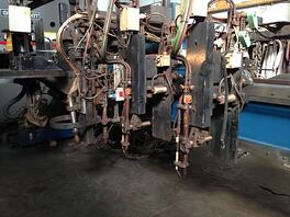 2000 Messer TMC 4518 Beveling Plasma /Oxy-Fuel Cutting System #1107