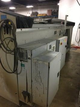 2006 Flow IFB 6X12' Dynamic Waterjet Cutting System (#3068)