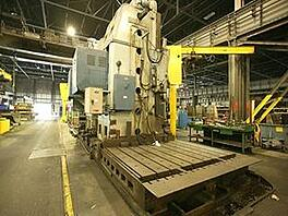 Ingersol Single Spindle Boring Mill (#1169)