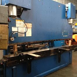 1995 Pullmax Optima 320 CNC Hydraulic Press Brake (#1133)