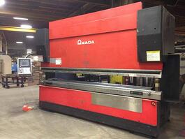 2004  Amada HFE 2204S CNC Hydraulic Press Brake (#1238)