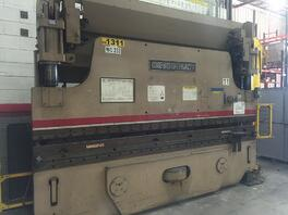 1995 Cincinnati 90 FMII Hydraulic Press Brake (#1502)