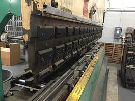 Promecam RG 154 Hydraulic Press Brake (#1505)