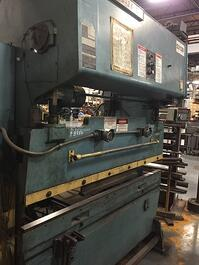 Niagara IB-36-5-6 Mechanical Press Brake (#1511)