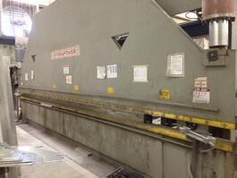 HYDROPOWER 230-26 230 Hydraulic Press Brake (#1595)