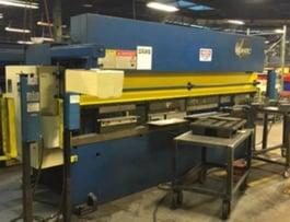 Atlantic HDE 120-12 CNC Hydraulic Press Brake (#1613)