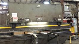 HTC 200-16 200 Ton Hydraulic Press Brake (1764)