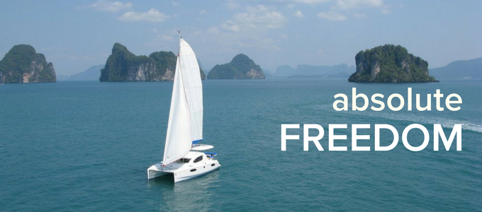 What will you discover in thailand with sunsail - Treehouses the absolute freedom ...