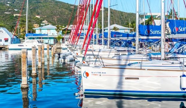Find freedom on flotilla