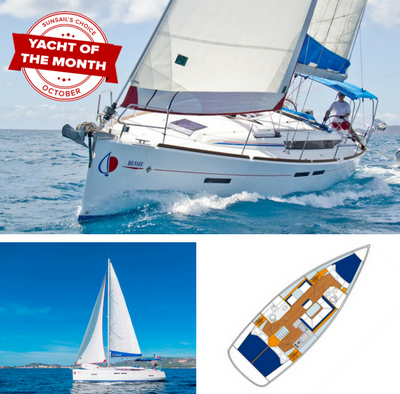 Yacht of the month: Sunsail 41 monohull