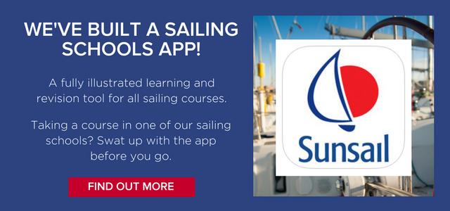 Sunsail Sailing Schools App