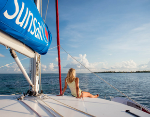 Sunsail - Why sail with us?