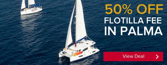 Sunsail Palma flotilla
