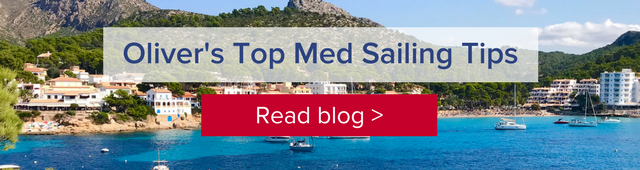 Oliver's top Meg sailing tips on Sunsail blog