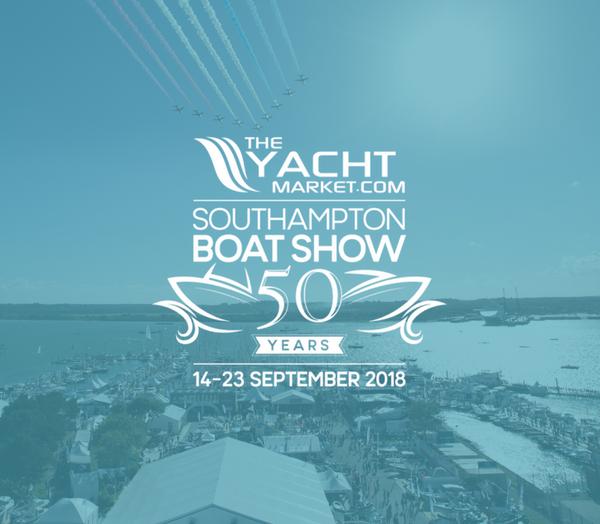 Visit us at  Southampton Boat Show