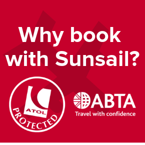Sunsail ABTA and ATOL protection