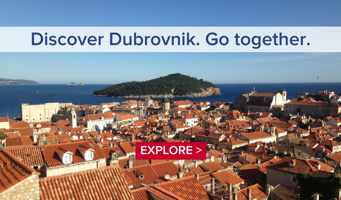 Discover Dubrovnik. Go together.